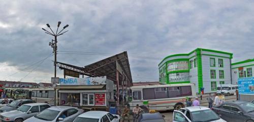 Автостанция Грозный Беркат