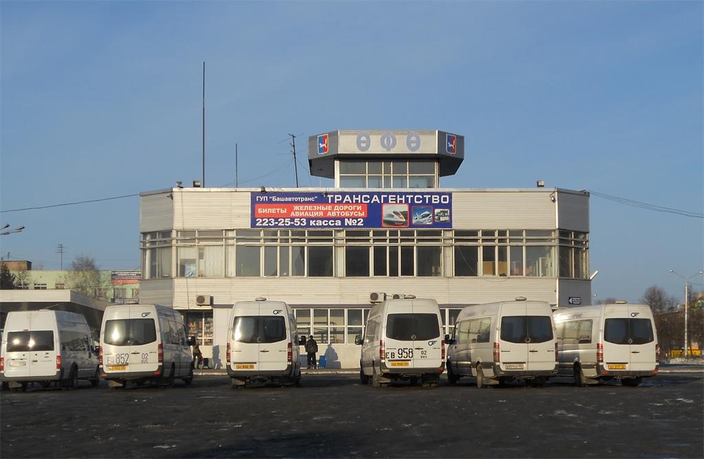 Северный автовокзал Дербент